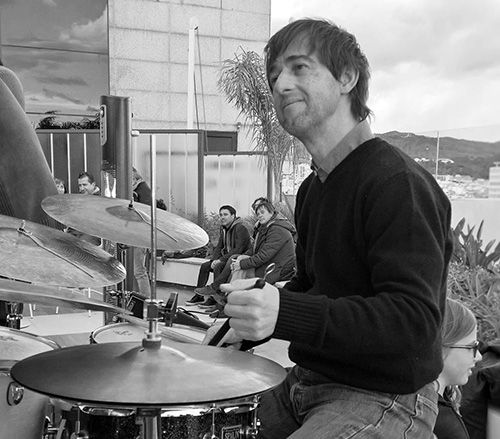 marc miralta drums
